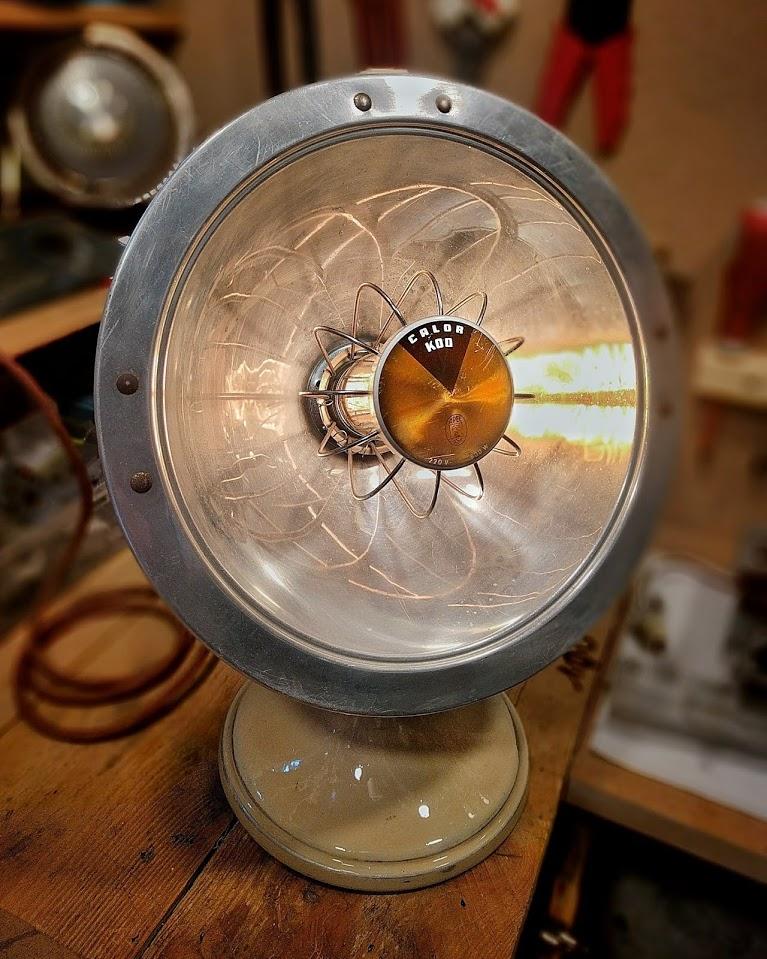 Calor série K, pour une lumière chaude.