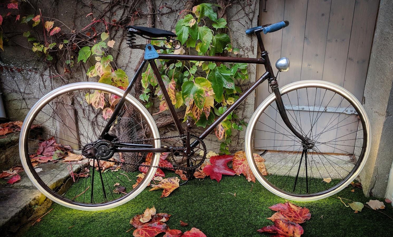 Vélo – Années 1900/1910