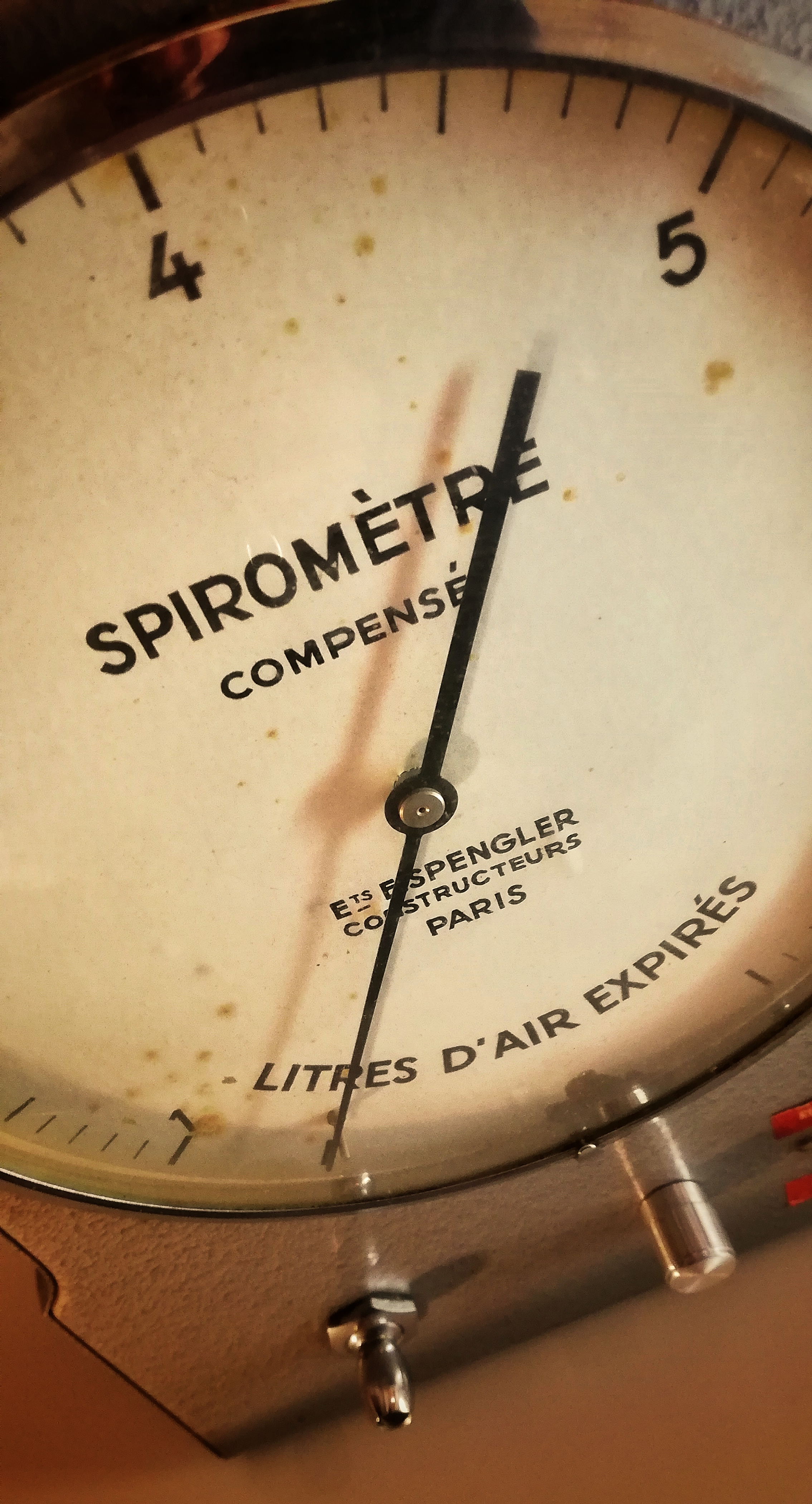 Spiromètre Spengler